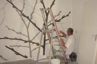 Schilderwerken & Wandbekleding